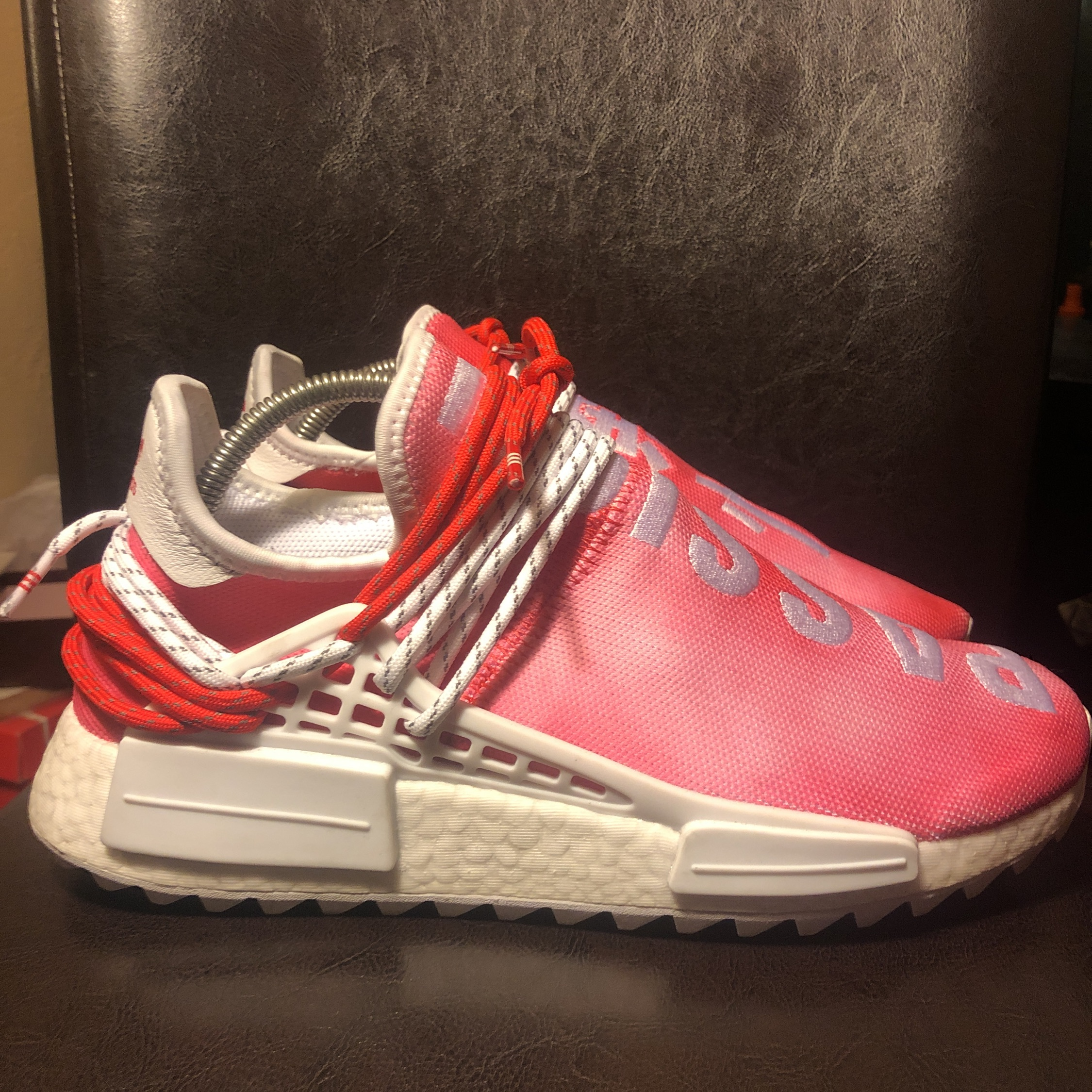 Human Races Used 1X Size 8