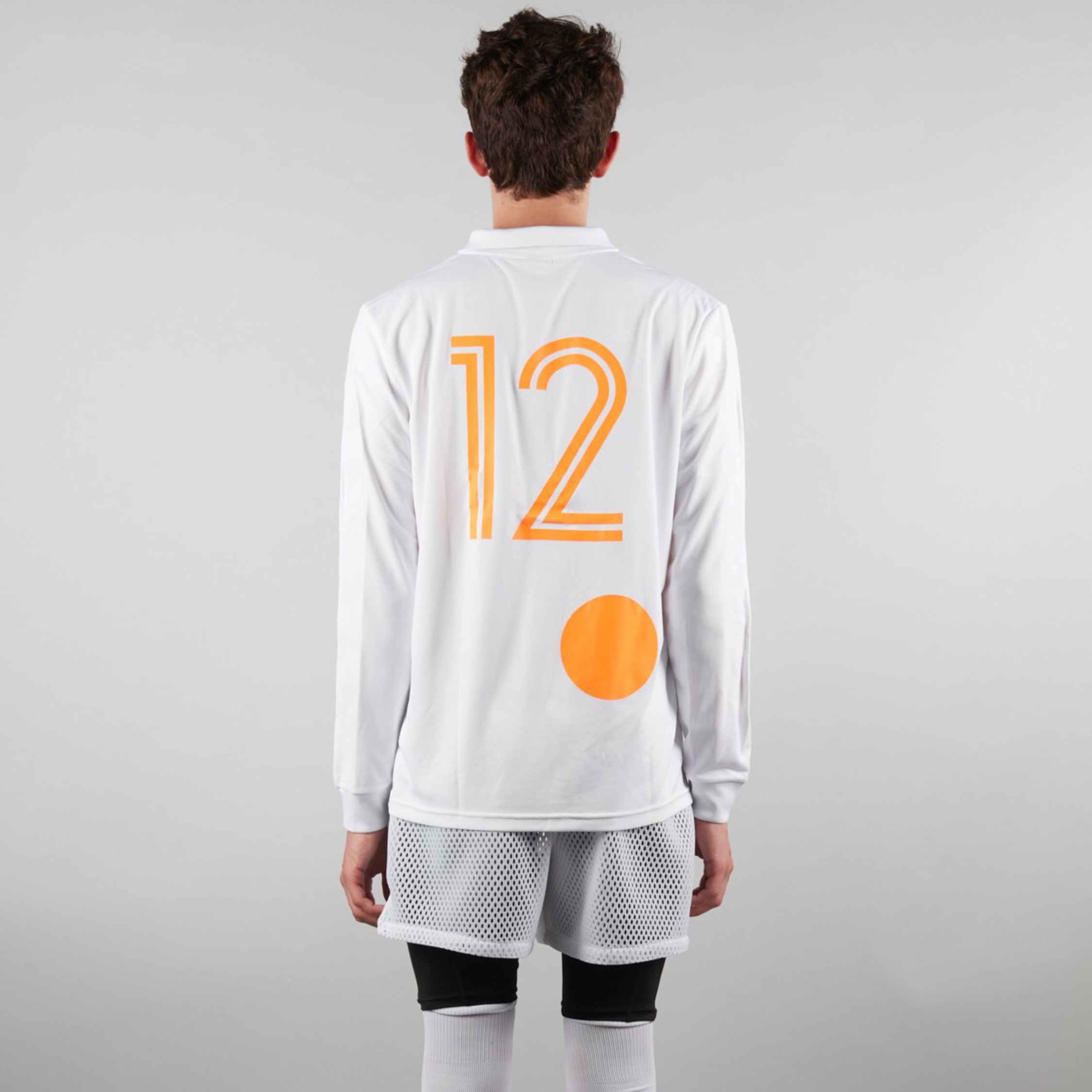 new arrival 2a5e6 3f735 Nike X Off White Football 'Mon Amour' Home Jersey