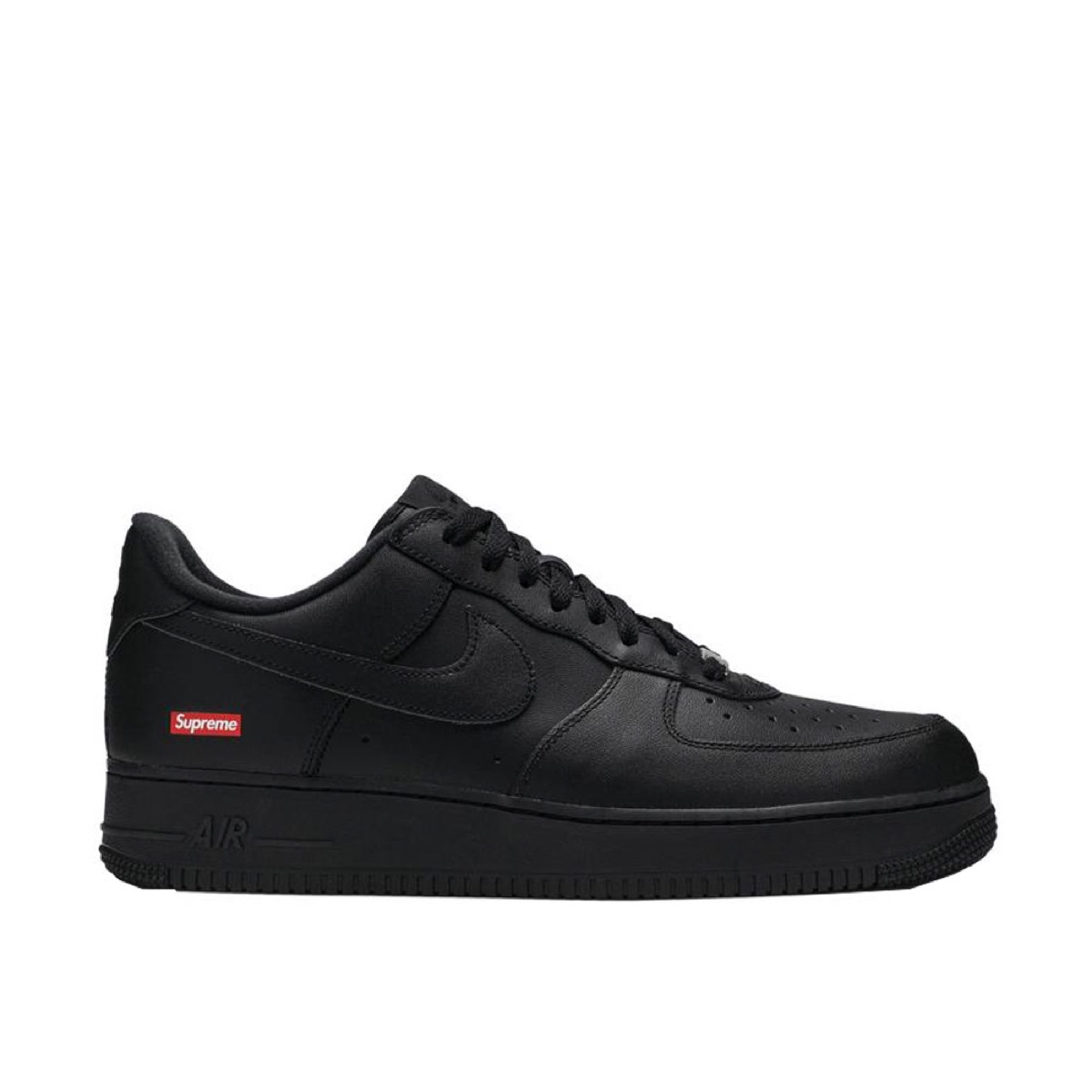 Supreme Nike Air Force One Black