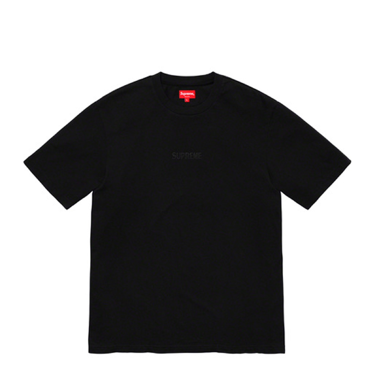 Supreme Bullion Logo SS Top Black