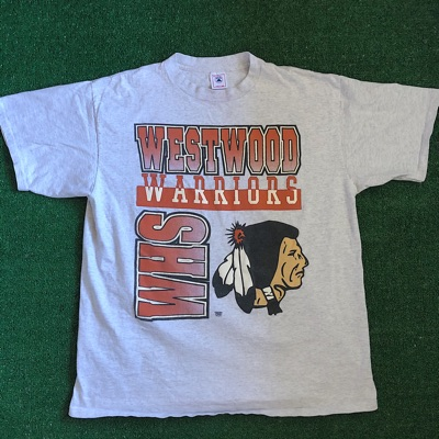 Vintage Westwood Warriors Tee