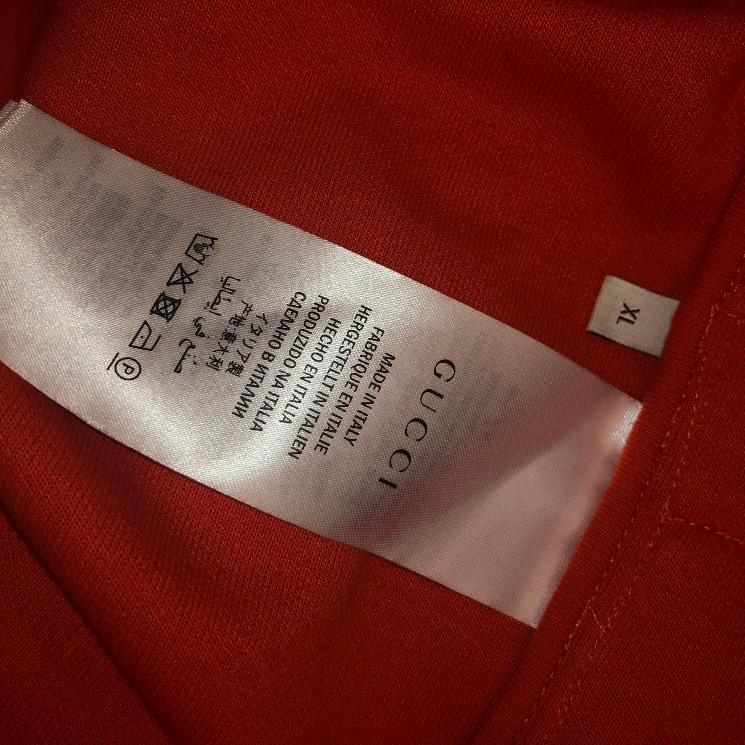 Gucci Technical Jersey Jacket