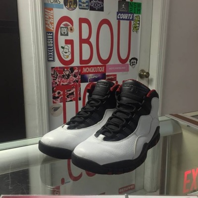 100% quality catch official images Nike Air Jordan 6 Black Varsity Red - Used 11Uk