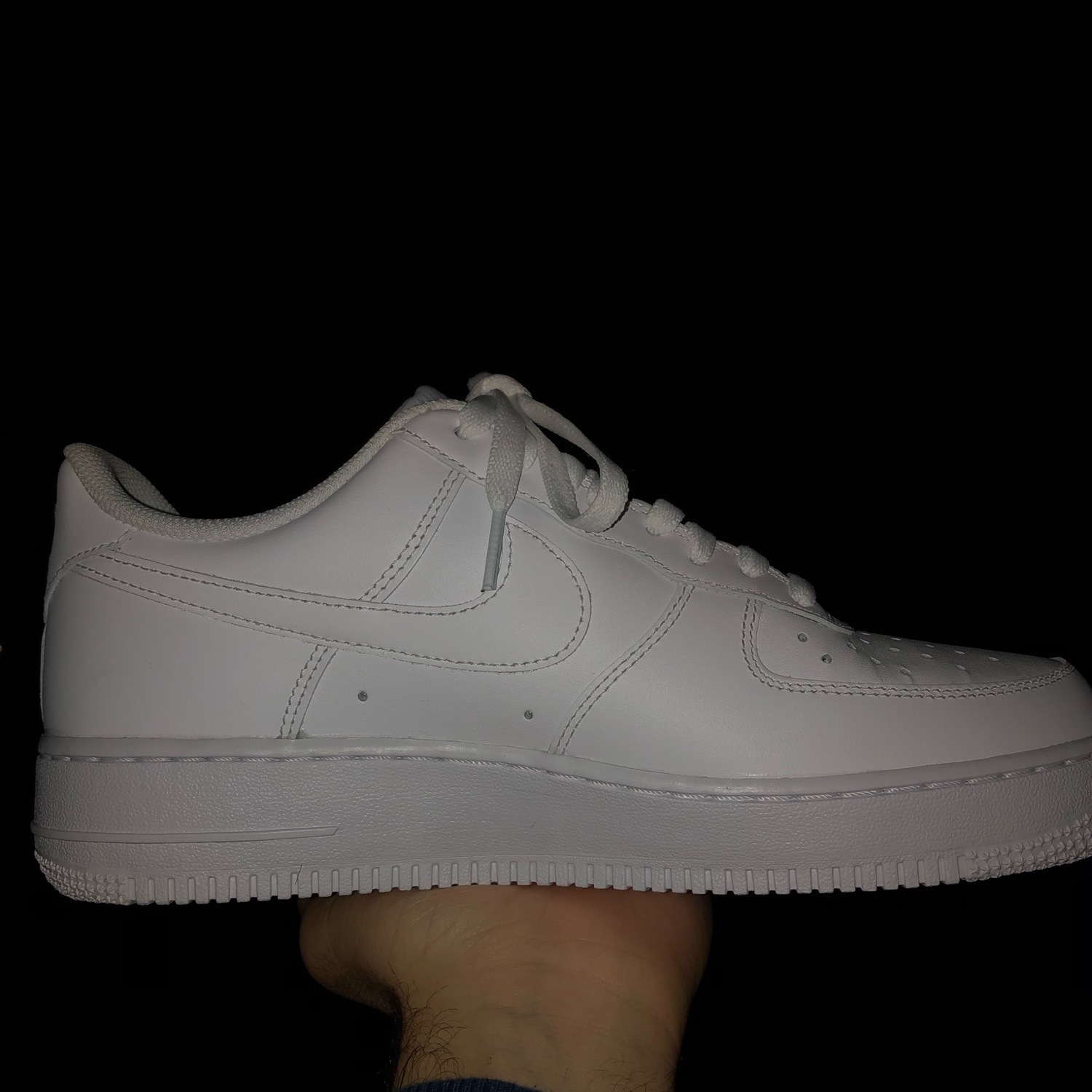 shop official site professional sale Nike Air Force 1 Low White '07 Only Switzerland!!!