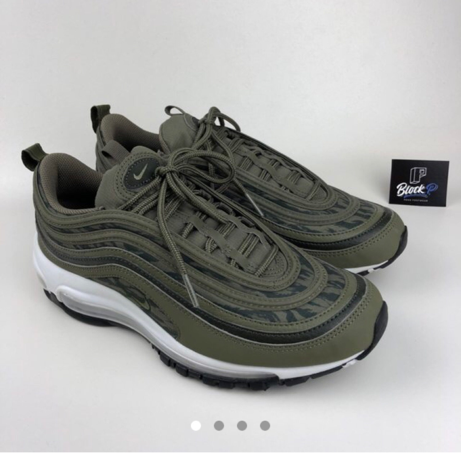 Nike Air Max 97 Olive Green Aop