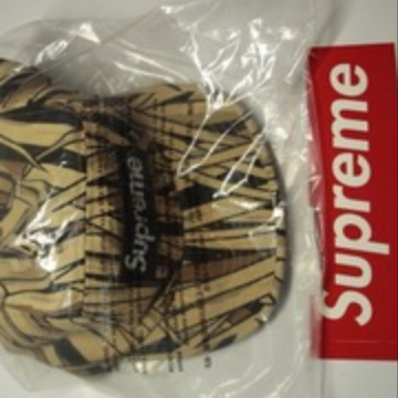 Supreme Field Camp Cap Camo