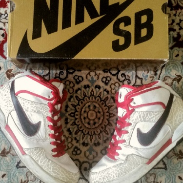 Nike SB Paul Rodriguez 2 Zoom Air High 9 US
