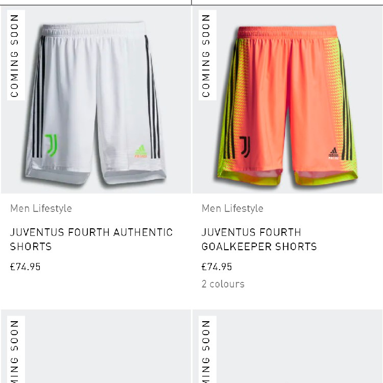 Juventus X Palace X Adidas Collaboration PROXY (Juve)