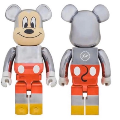 Bearbrick X Fragment Design 1000%( Og Version)