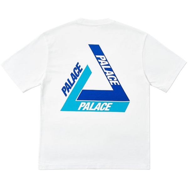 Palace Royal Blue Tri-Ferg (Tri-Shadow) Tee