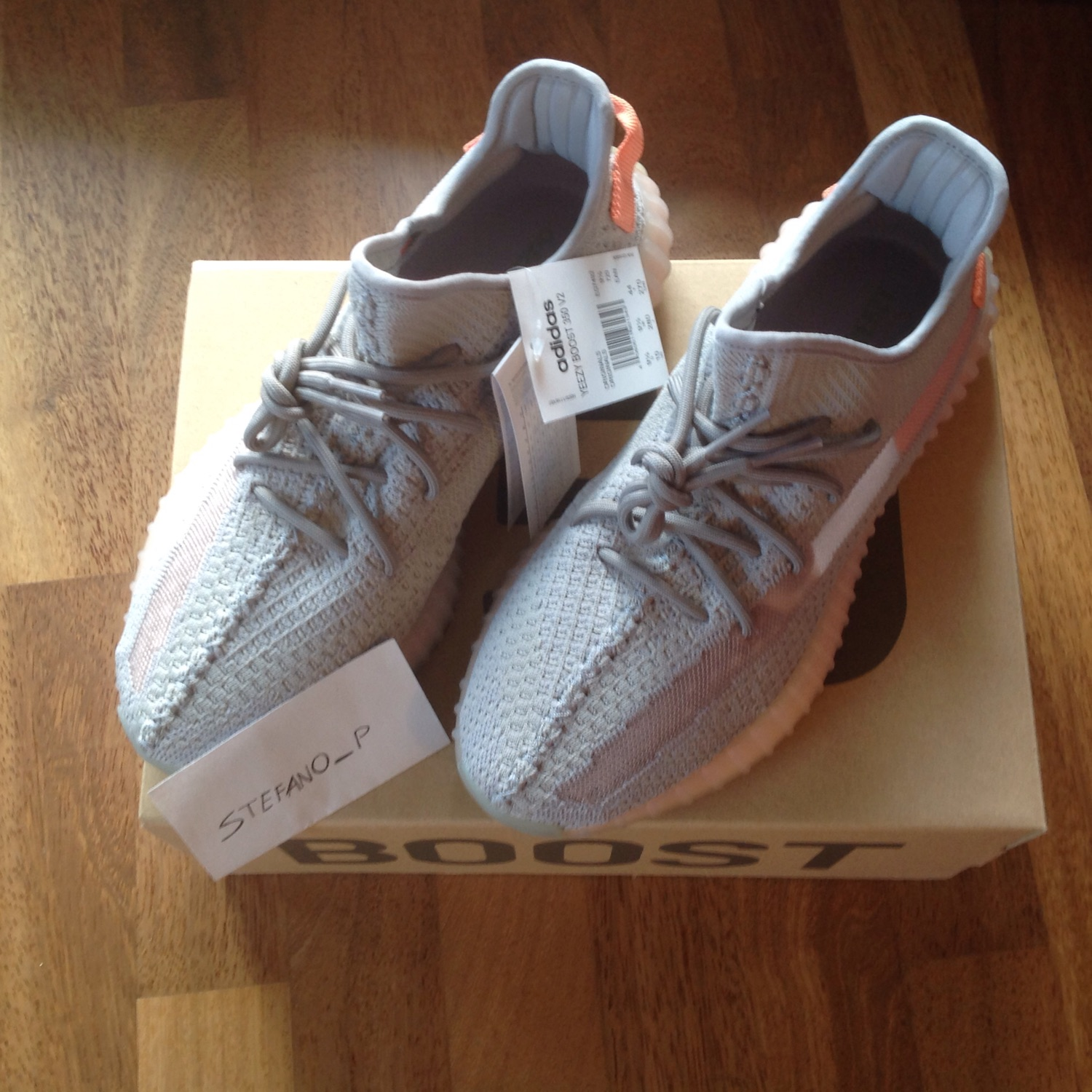 Yeezy 350 V2 True Form (Trfrm) Ds 44