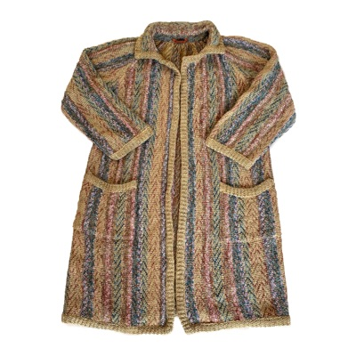 Missoni Long Knitted Italian Sweater