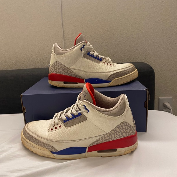 Jordan 3 Retro International Flight