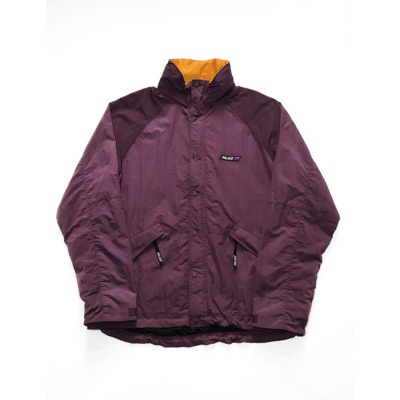 Palace Aqua Jacket Plum Size Large