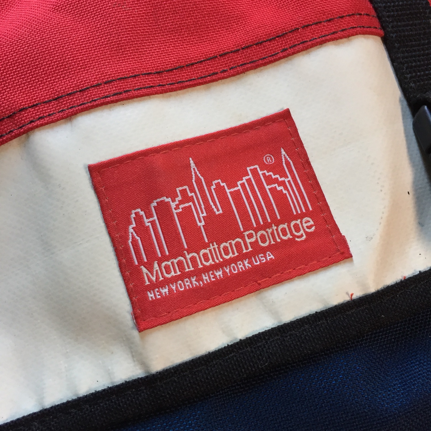 Tommy X Manhattan Portage Sling Bag