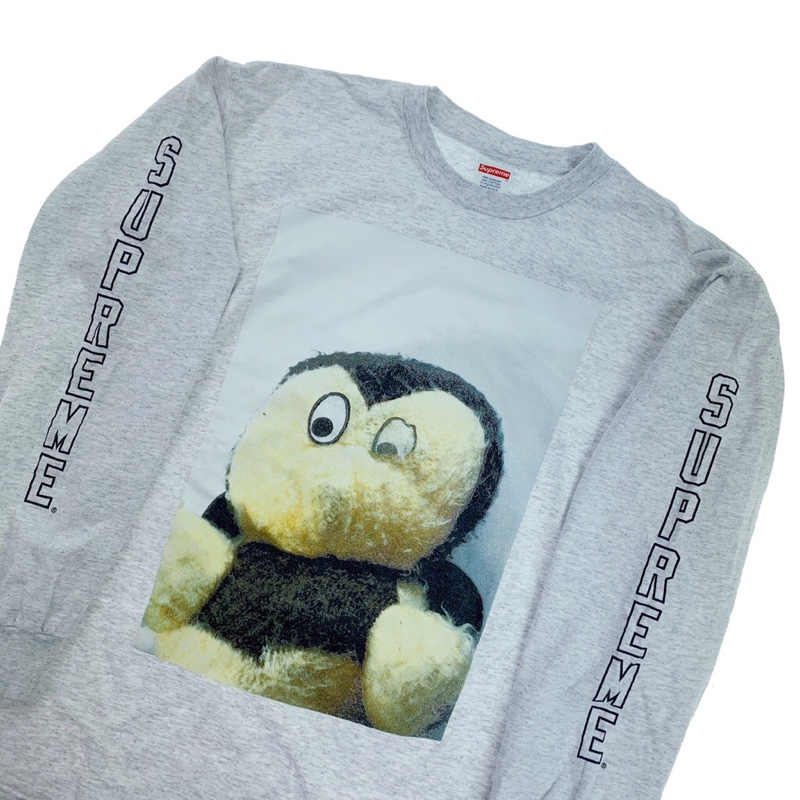 Supreme x Mike Kelley Long Sleeve T Shirt