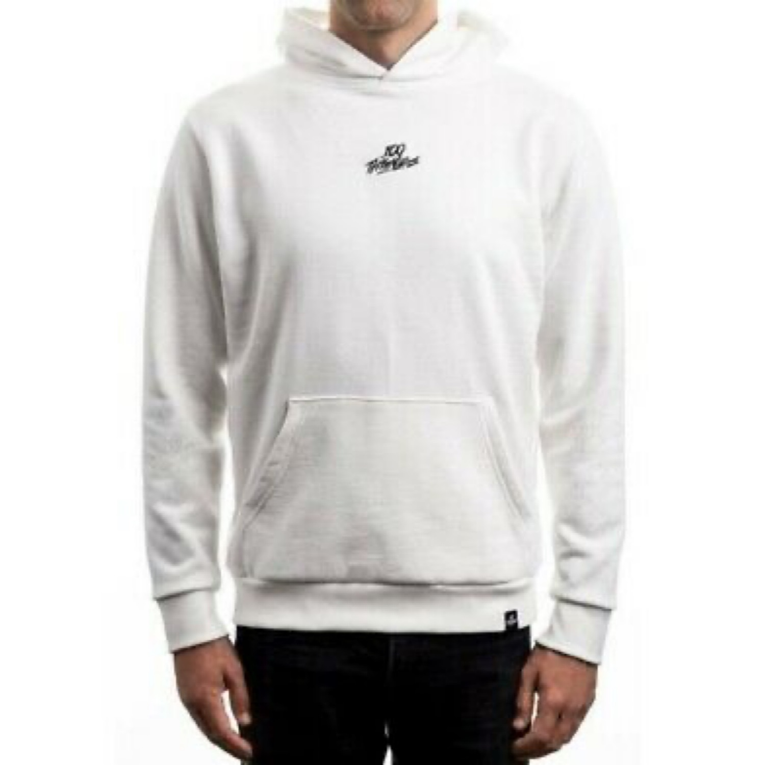 top quality 2018 shoes huge selection of 100 Thieves Cream Hoodie X2 Small