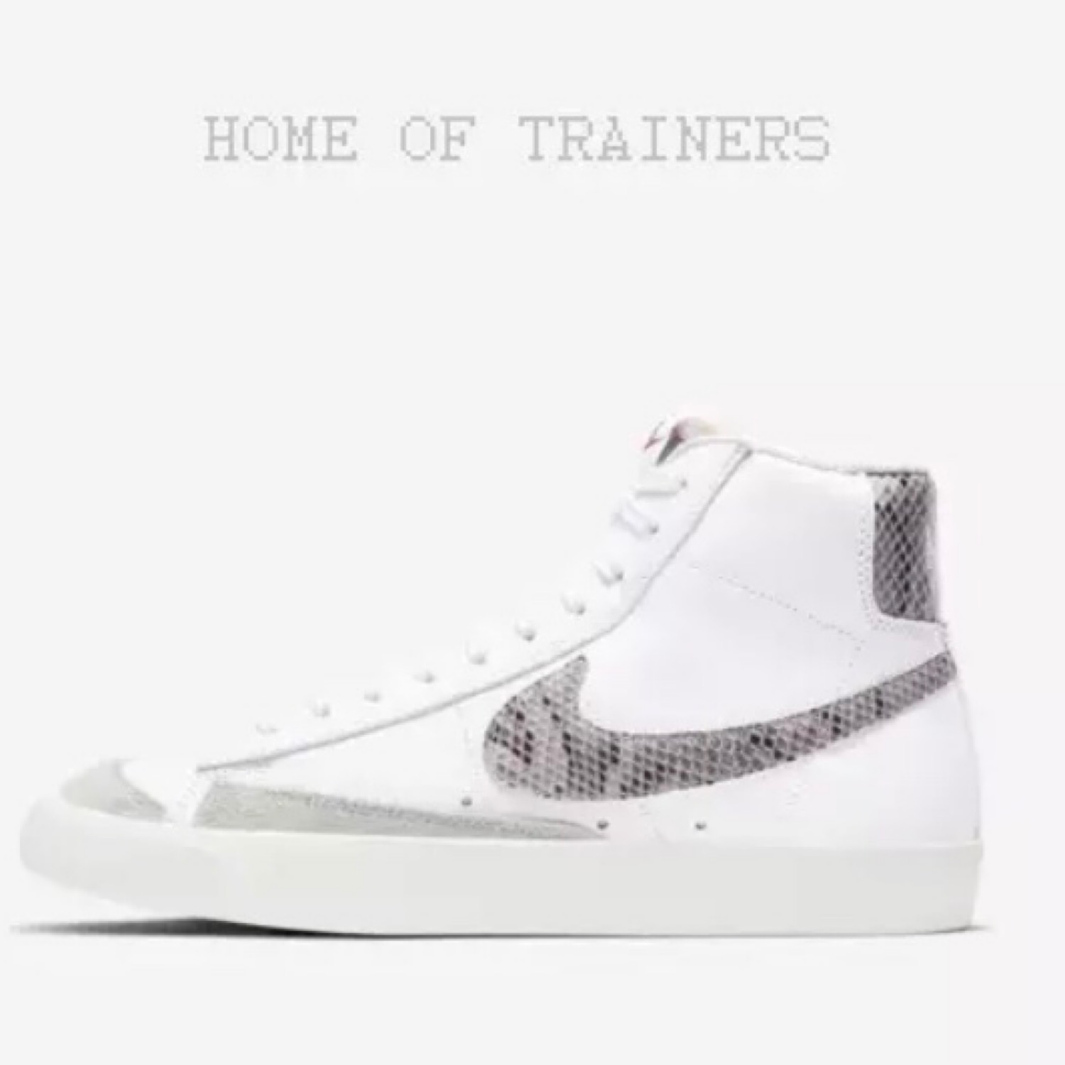 buy best delicate colors preview of Nike Blazer Mid 77 White Sail