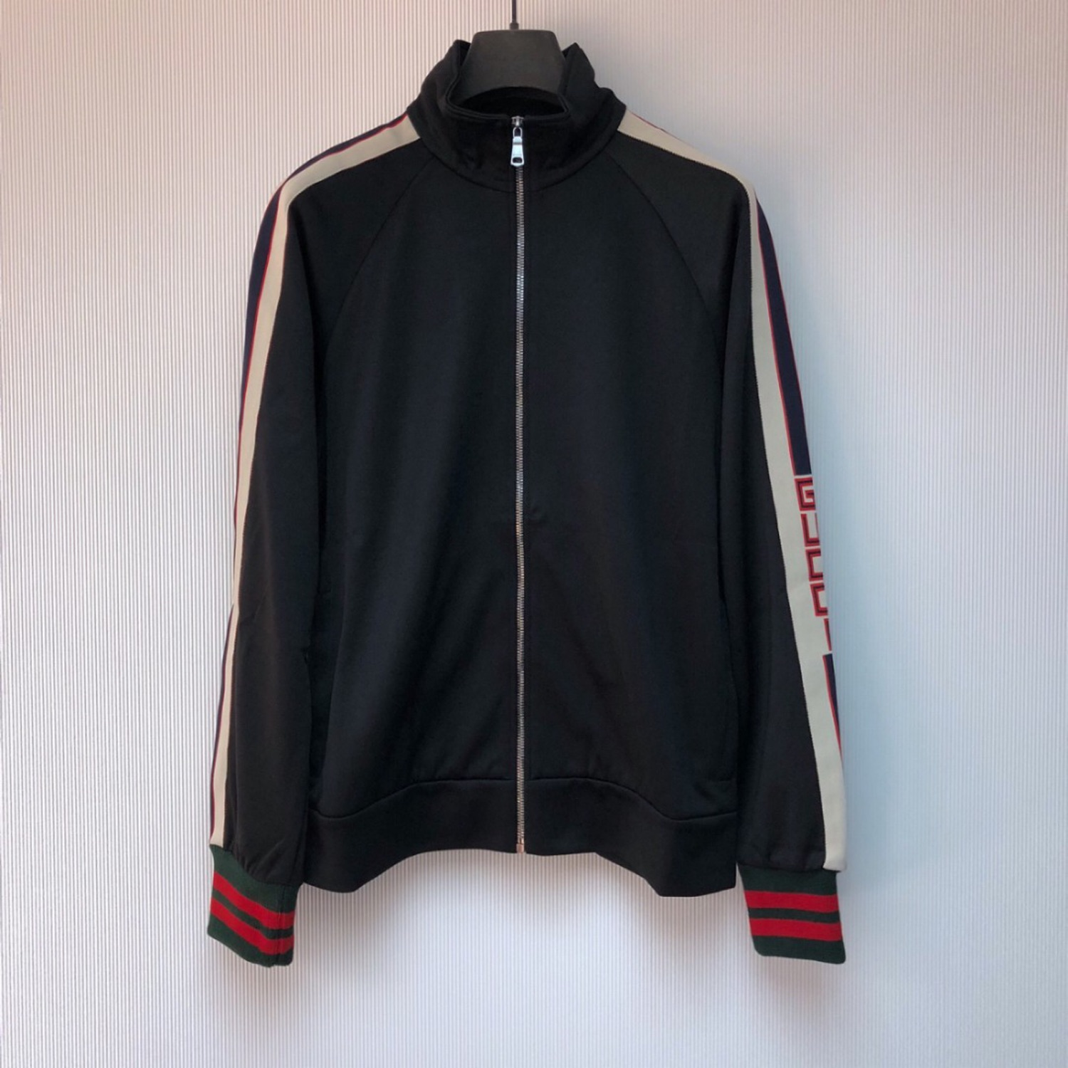 Steal!! Gucci Jersey Technical Jacket