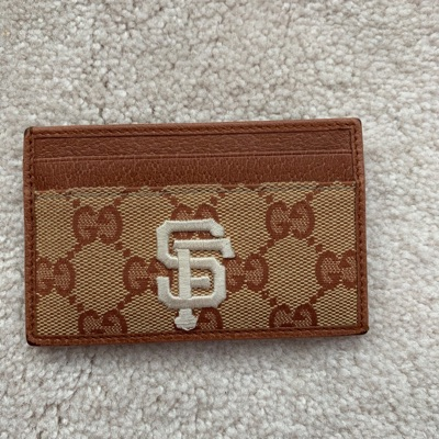 San Francisco Gucci Wallet