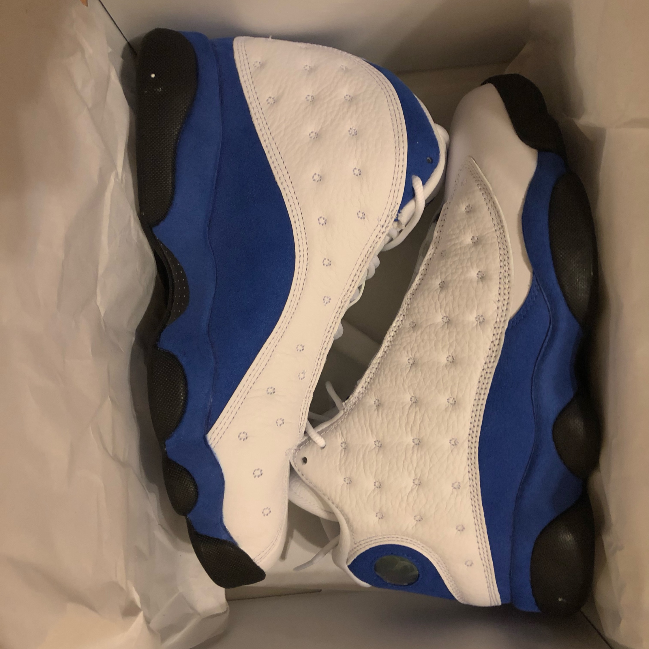 new styles bc9ac a313f Jordan 13S Royal Blue