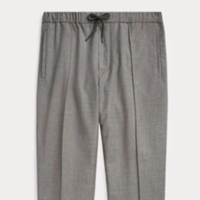 Polo Ralph Lauren Grey Relax Fit Grad Pant