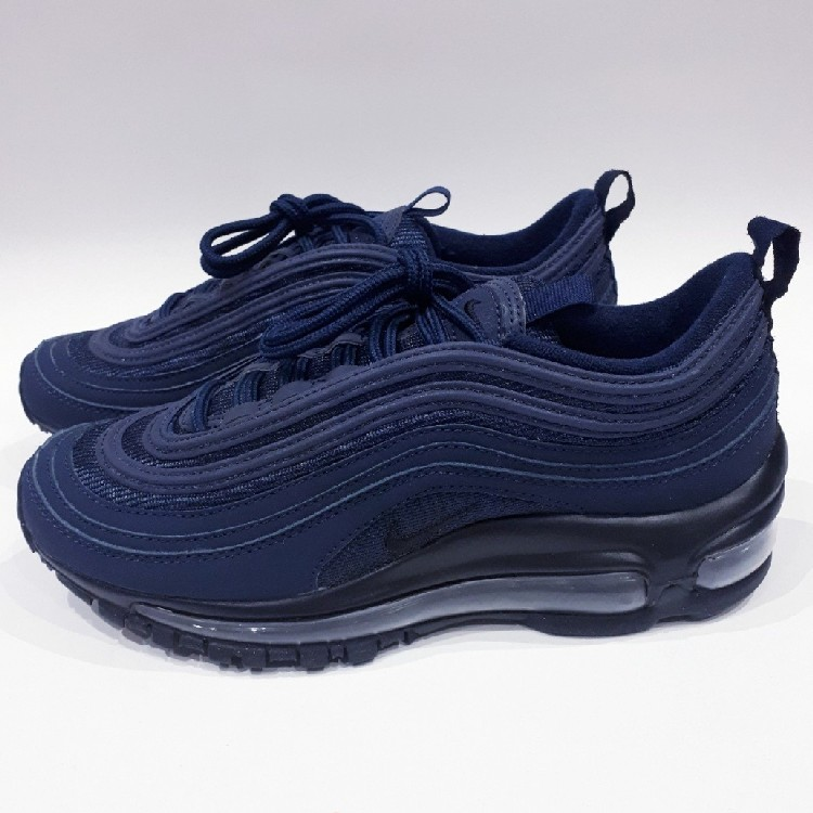 prix compétitif b9752 8a3f9 Obsidian/Navy Blue Nike Air Max 97 GS Youth. UK 3.5, US 4y, EUR 36,