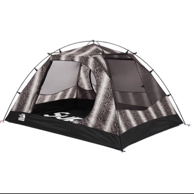 Supreme X The North Face Snakeskin Stormbreak Tent