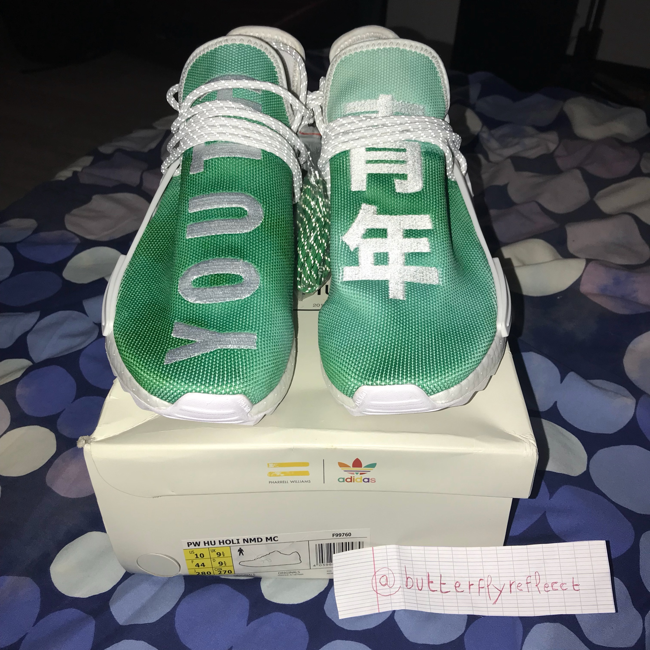 hot sale online def7d fb989 Adidas Nmd Human Race China Pack