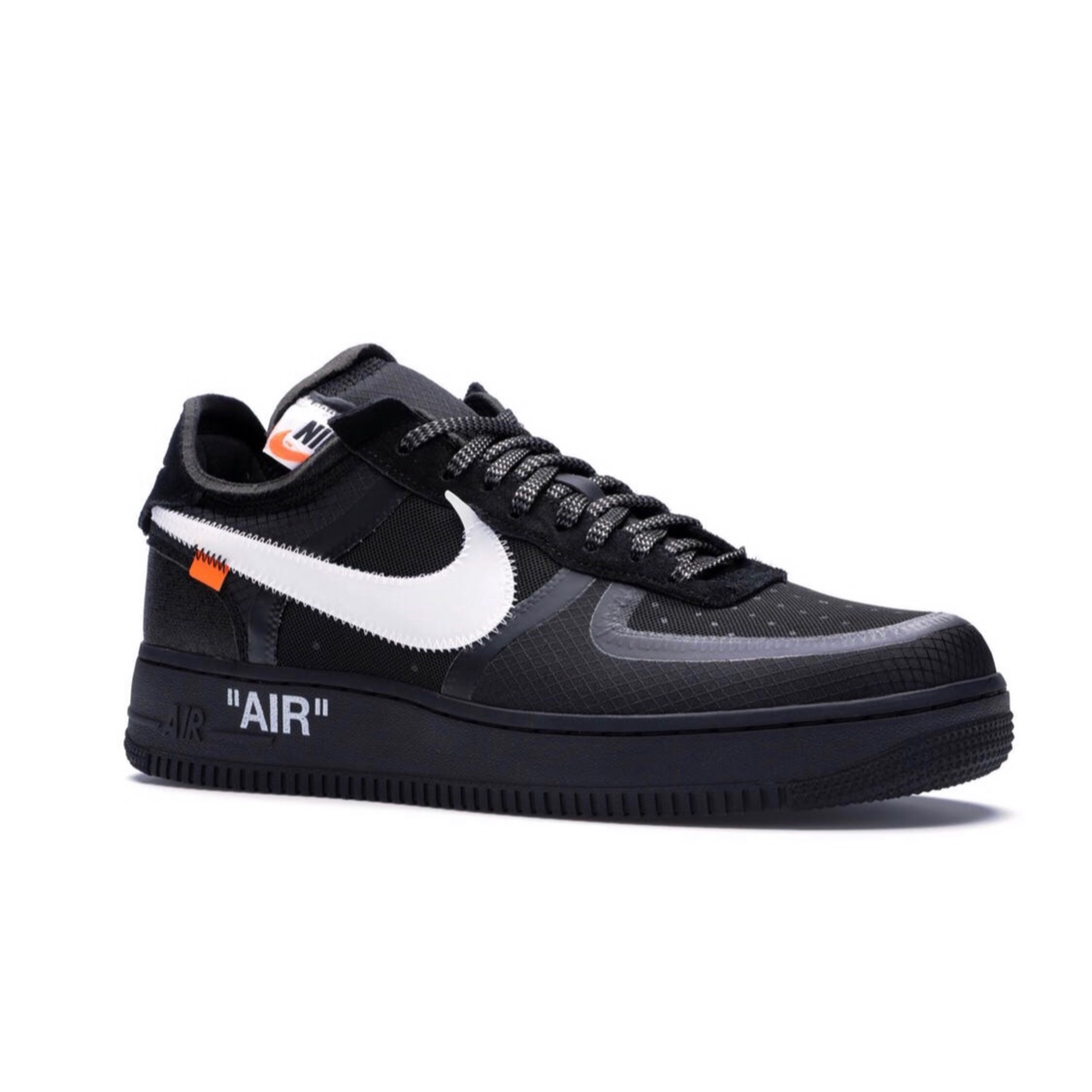 10 1 White Air Black New Off Nike Force mO80yNvnw