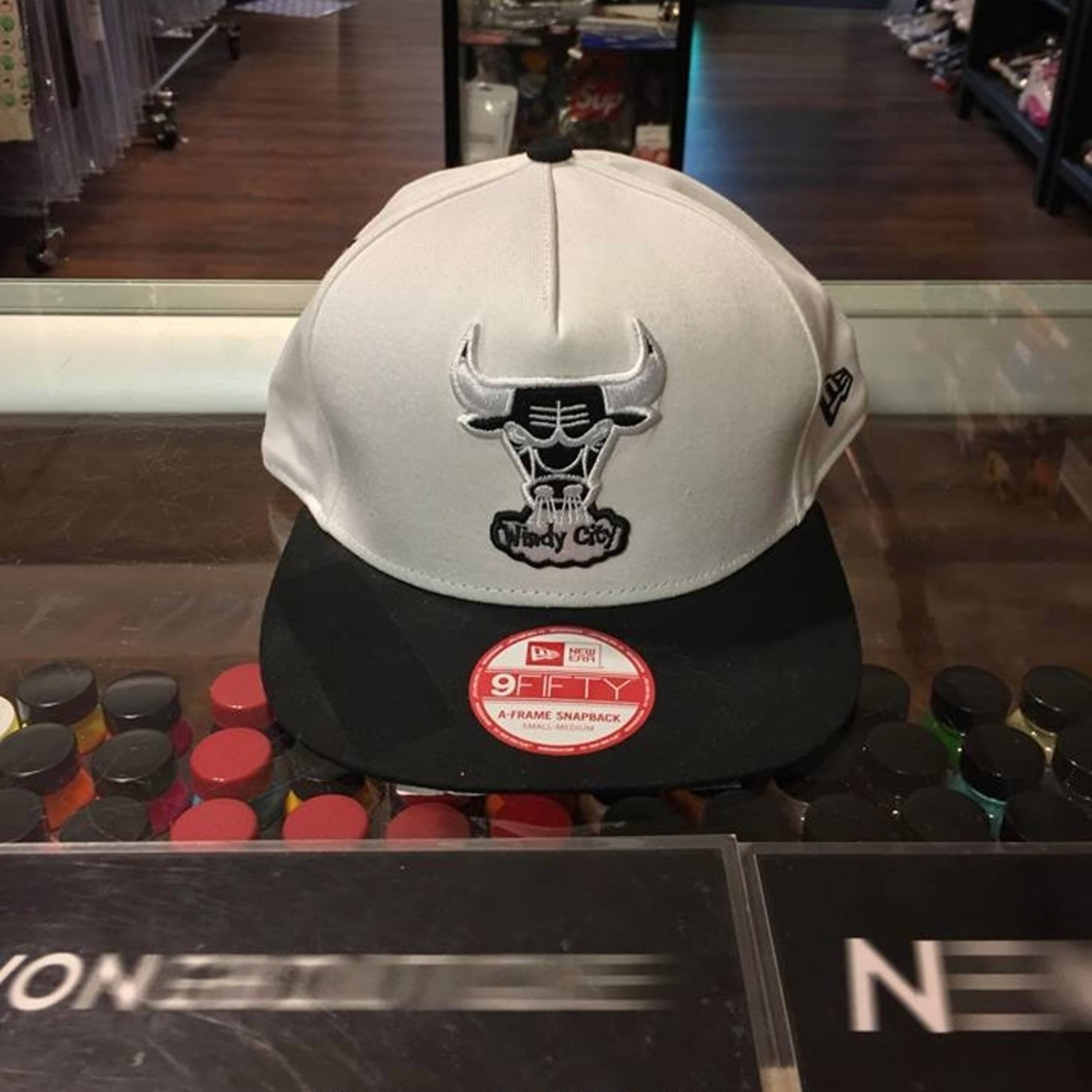 New Era Cap 2011 Chicago Bulls New