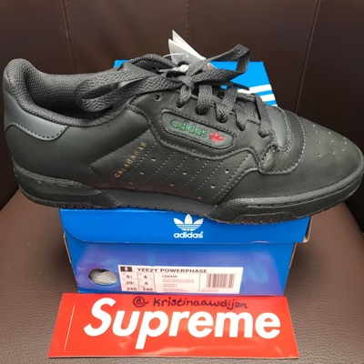 Adidas Yeezy Powerphase Eu 39 1/3 Us 6.5 Uk 6