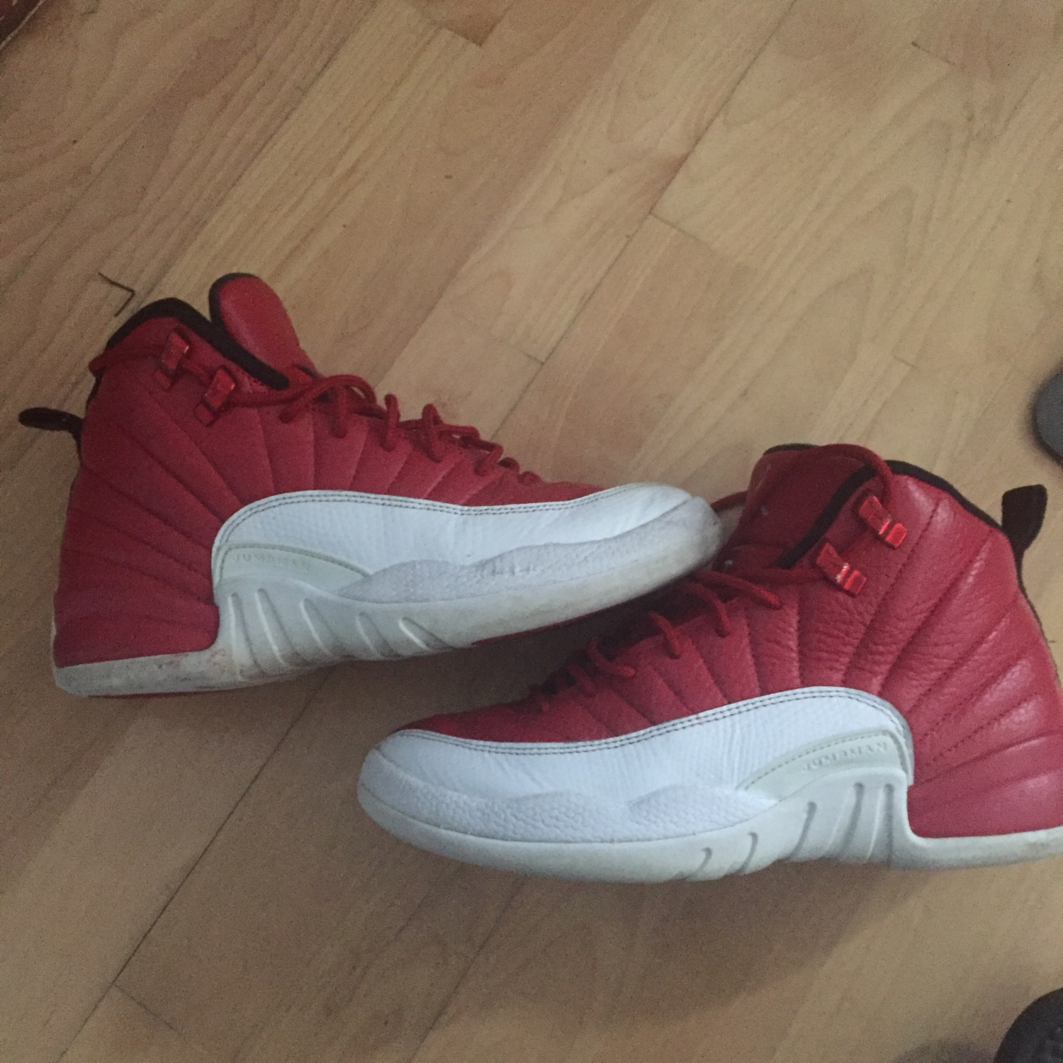 hot sale online a683a 29752 Jordan Retro 12 Gym Red Offer Your Price Or Trade