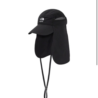 Supreme The North Face Sun Shield Black