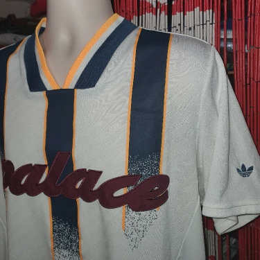 AW14 Palace Skateboards x Adidas Originals Team Away Top