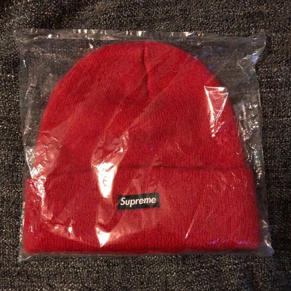 Supreme Fw17 Mohair Beanie Deadstock ~*Need Gone*~