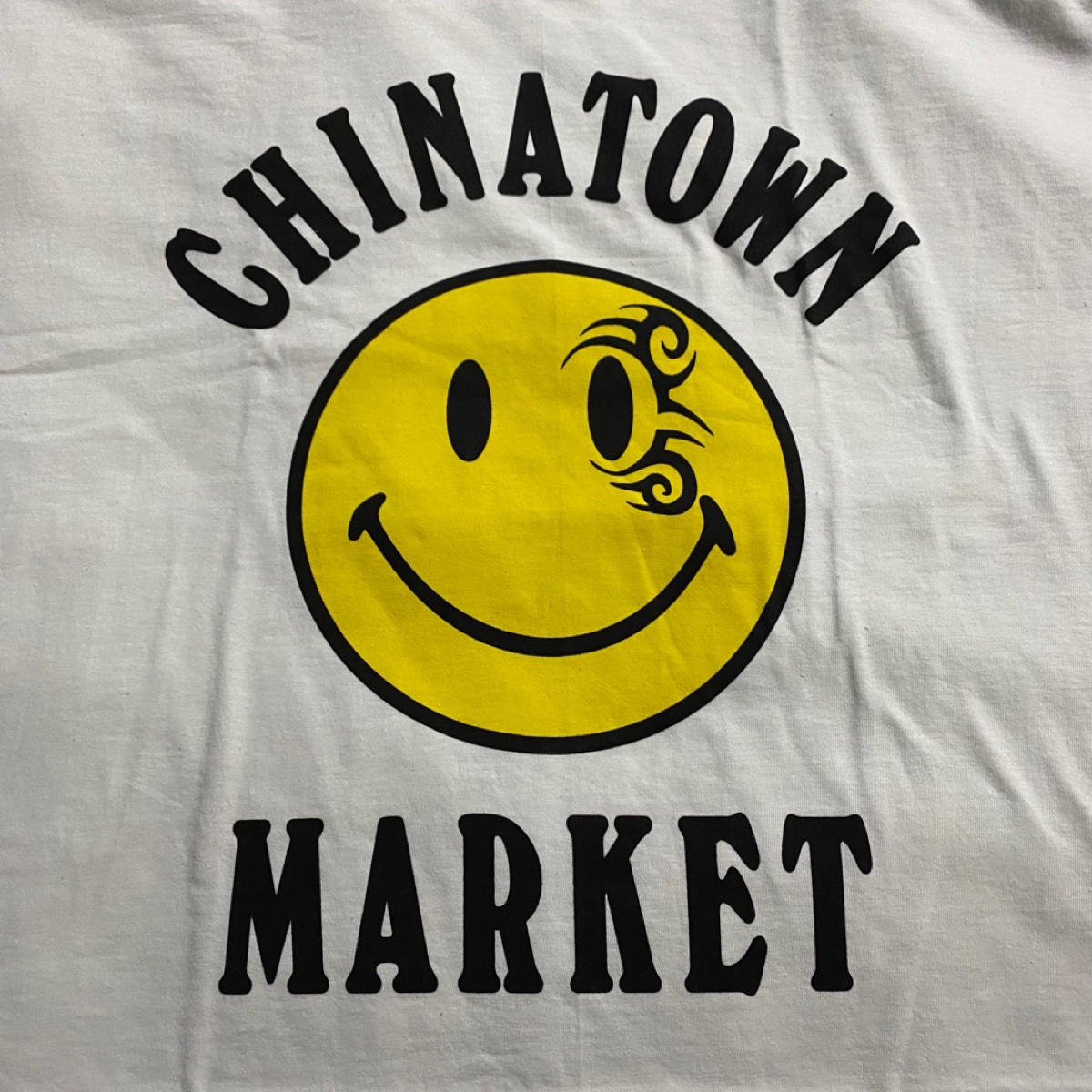 ChinaTown market x mike Tyson Tyson tattoo tee