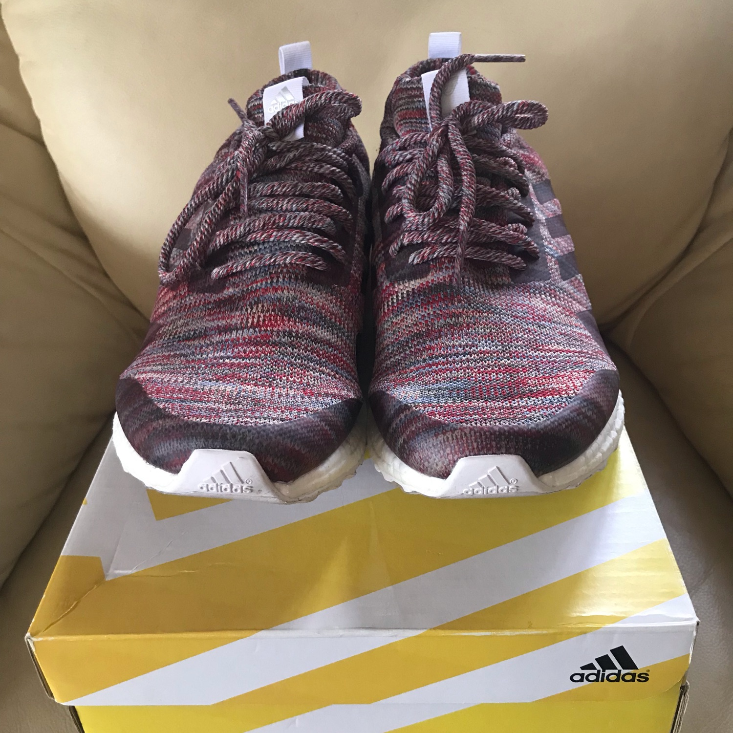 "separation shoes f90eb 860fc Ultra Boost Mid Kith ""Aspen"""