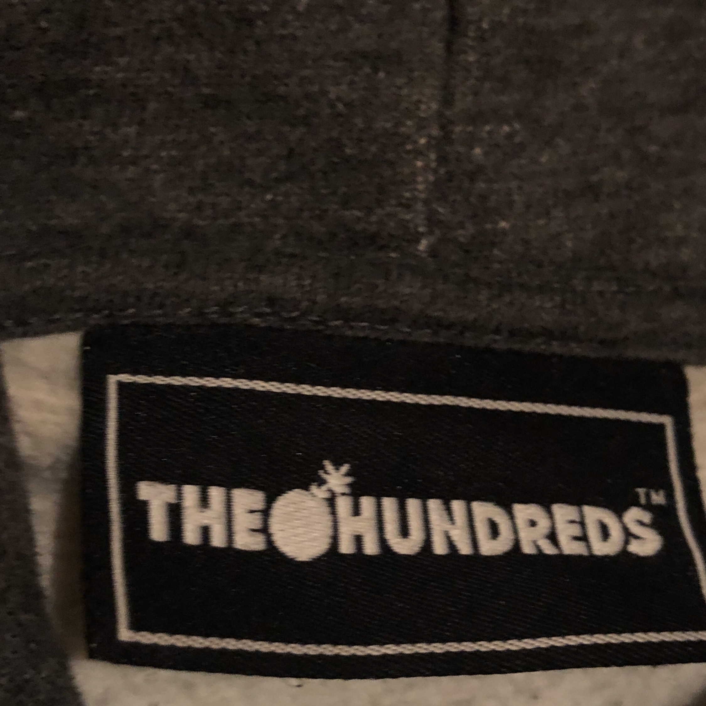 The Hundreds Hooded Camo Jacket