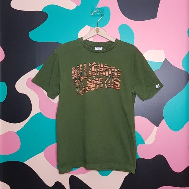 BBC Olive Arch Tee - M