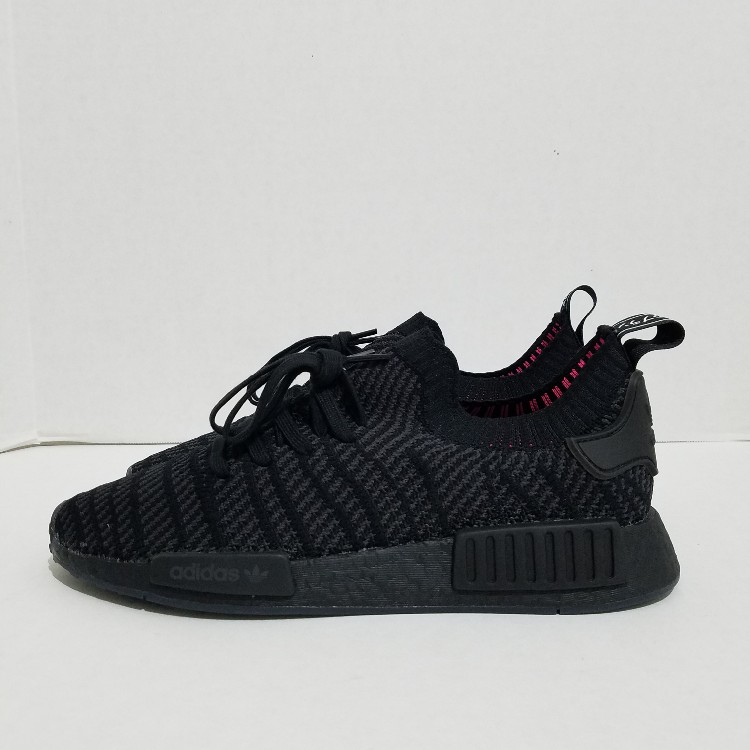Top 12 Adidas Nmd Triple Black Real Boost Pk Gorgeous Tiny