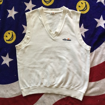 Vintage Ellesse Sweat T-Shirt