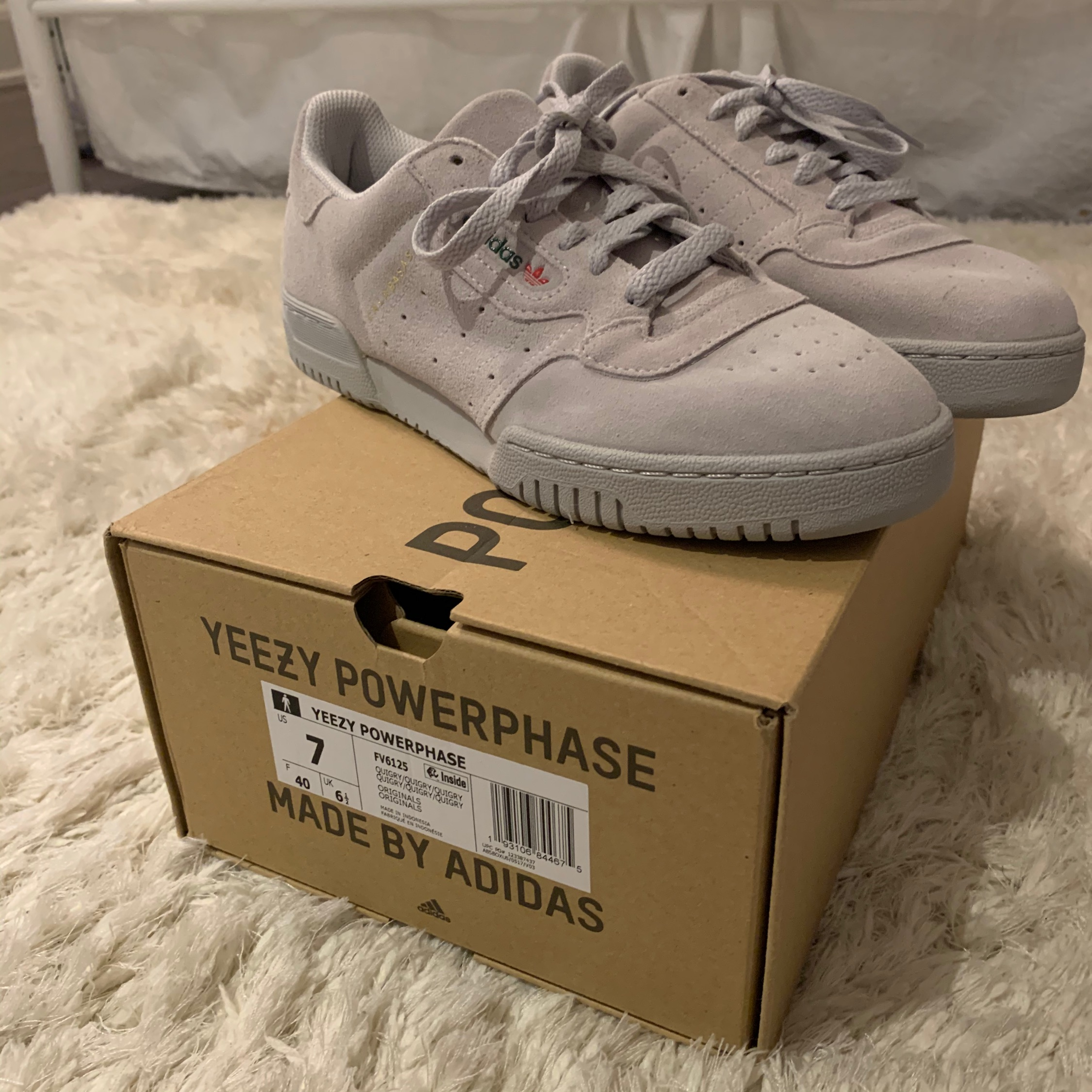 adidas yeezy powerphase calabasas quiet grey