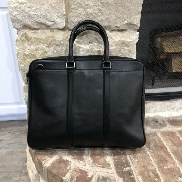 Coach Leather Bag Business