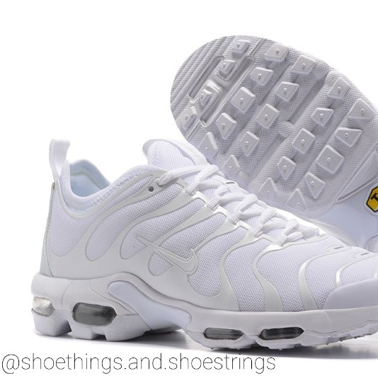 Nike Air Max Plus Tn Triple White