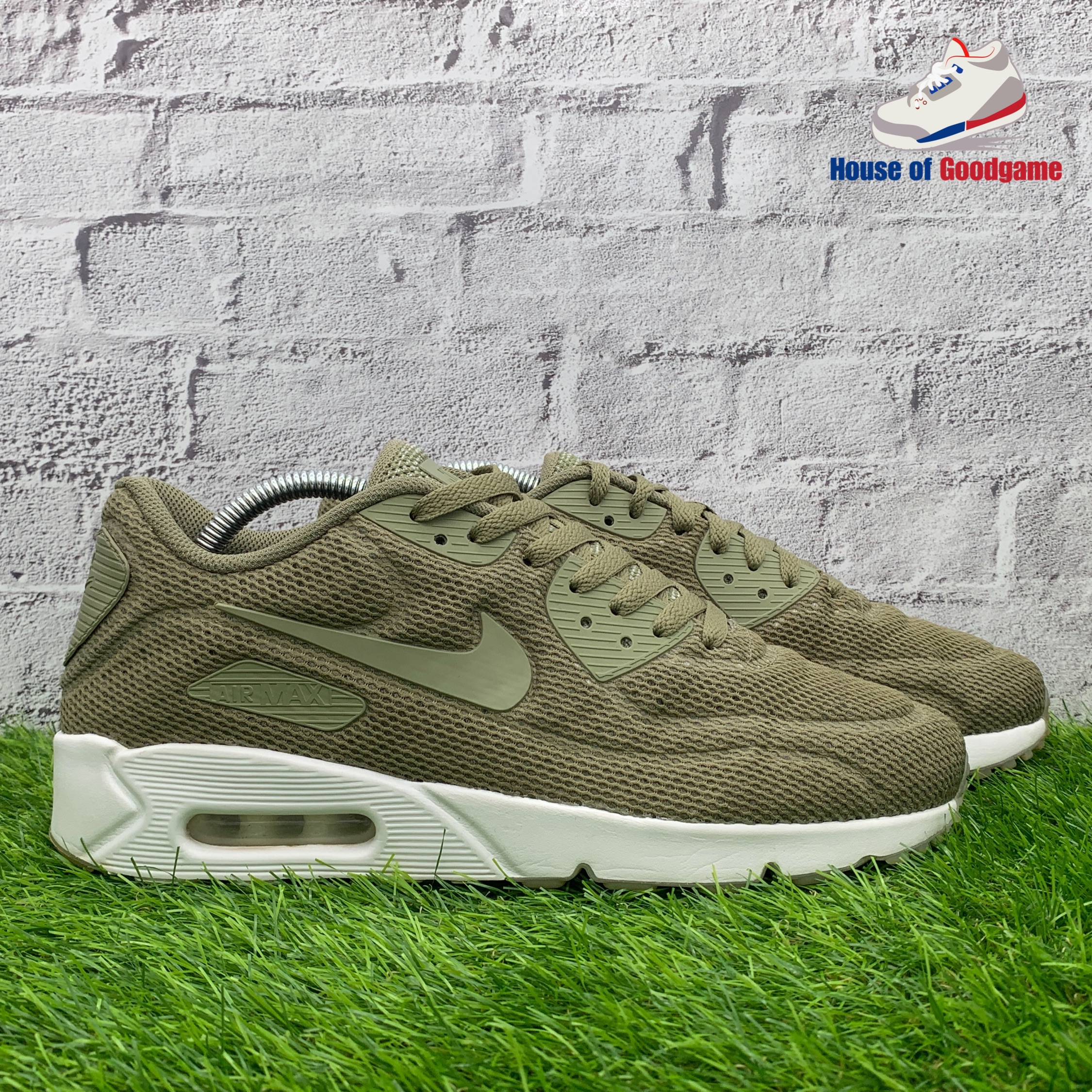 Nike Air Max 90 Ultra 2.0 BR Trooper 898010 200