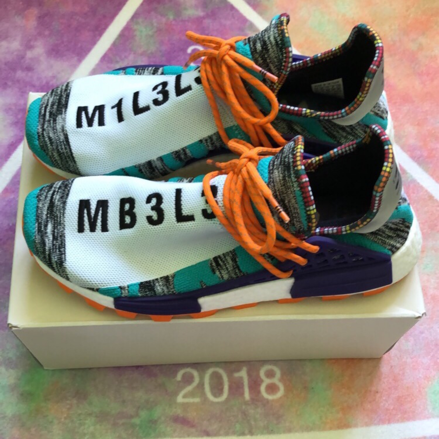 outlet store 035bf 0d699 Human Race Afro Pack