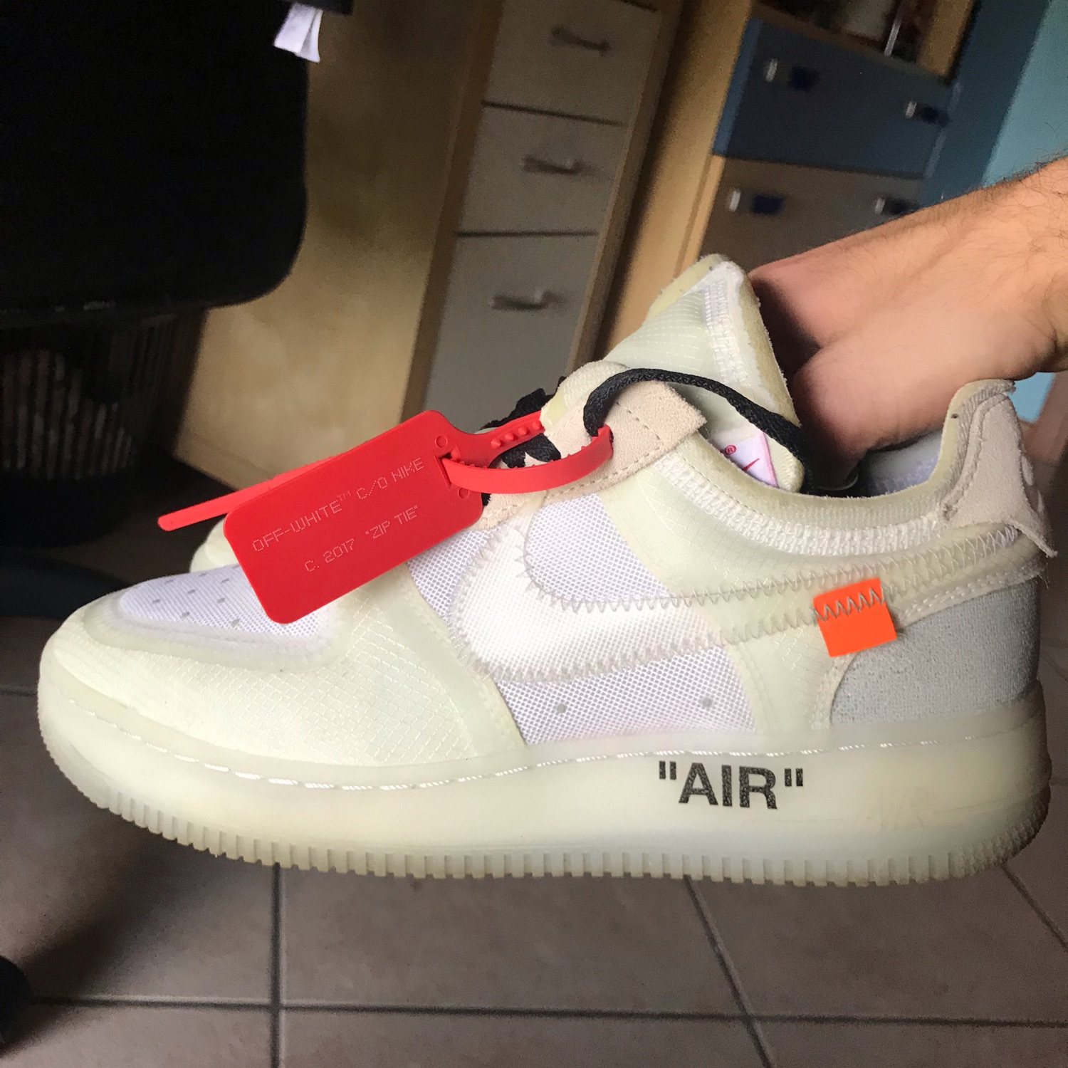 Air Force Off White