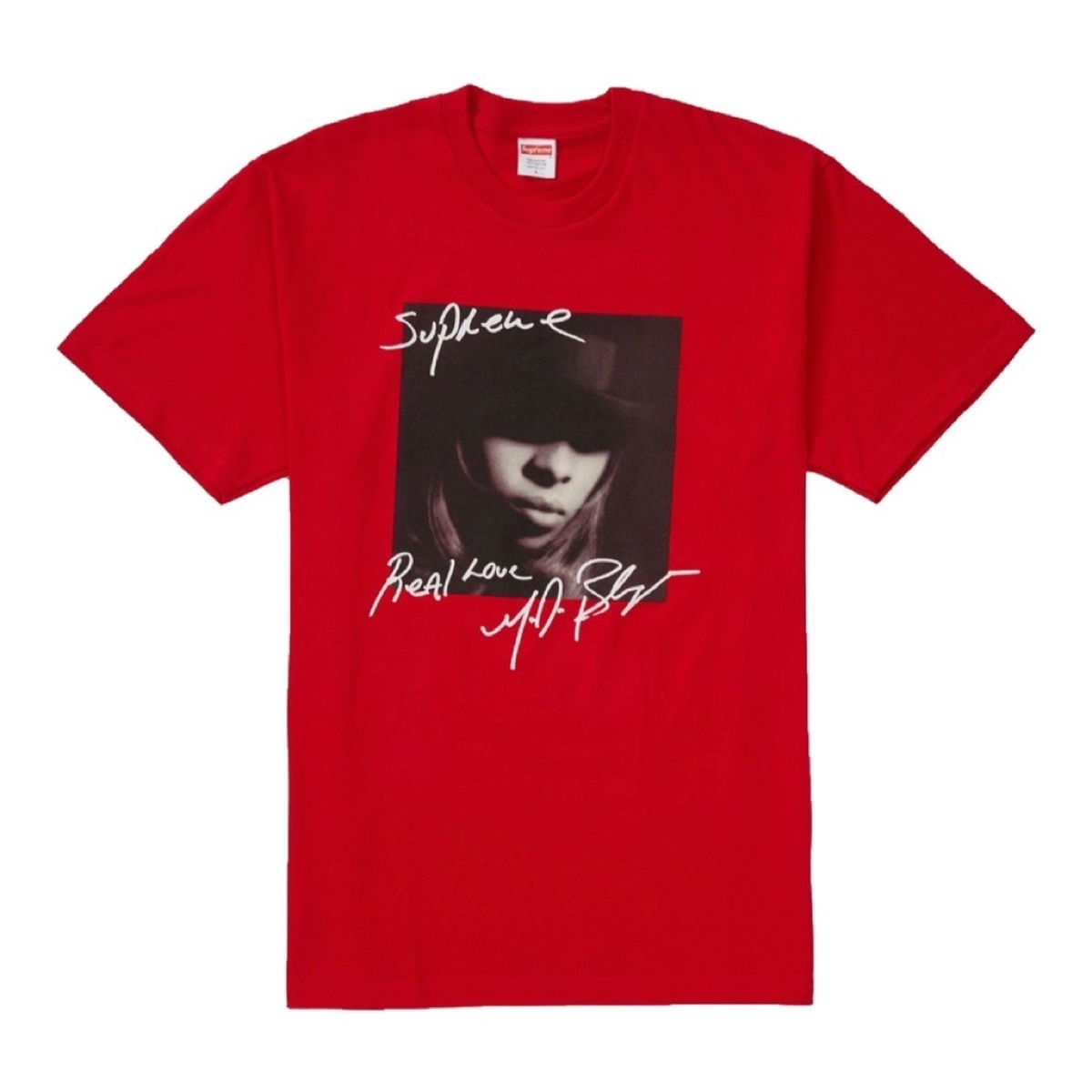Supreme Mary J Blige Tee (Red)