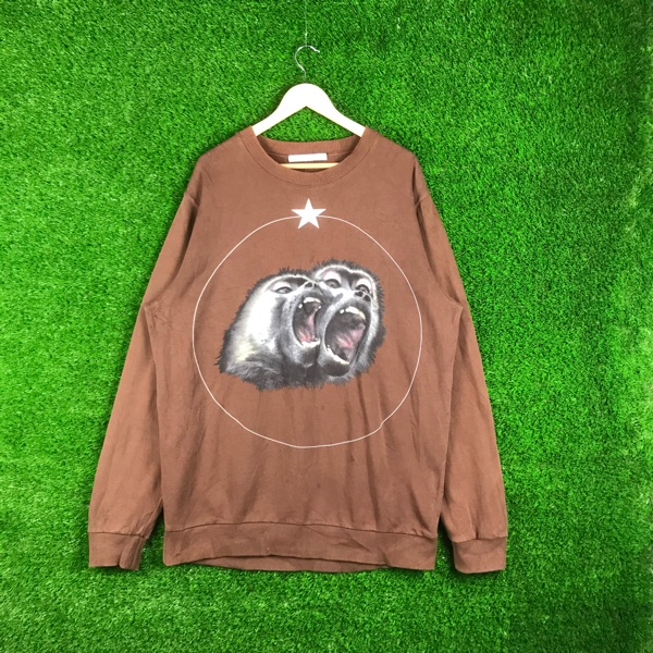 Givency Monkey Brothers Sweatshirt